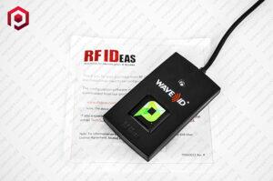 کارتخوان RFID مدل RFIdeas Wave ID برای PaperCut