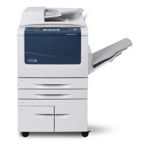 چندکاره سیاه و سفید زیراکس WorkCentre 5855
